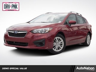 Used 2018 Subaru Impreza Premium 5-door in Cockeysville, MD