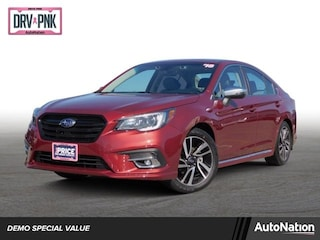 Certified 2018 Subaru Legacy Sport Sedan in Cockeysville, MD