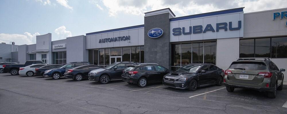 Subaru Dealer In Hunt Valley >> Subaru Dealership Near Me In Cockeysville Md Autonation Subaru