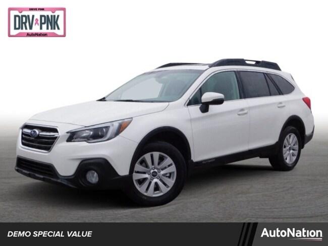 New 2019 Subaru Outback 2.5i Premium SUV in Cockeysville, MD
