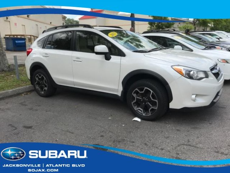 Used 2013 Subaru XV Crosstrek 5dr Auto 2.0i Limited Station Wagon in Jacksonville, FL