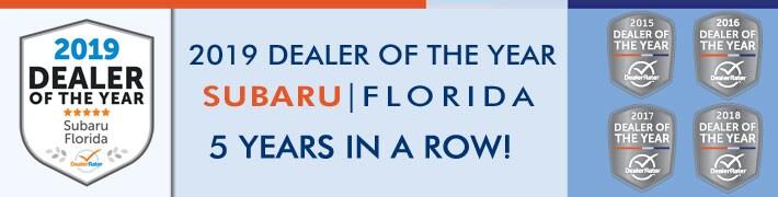 Customer Testimonials - Subaru of Jacksonville