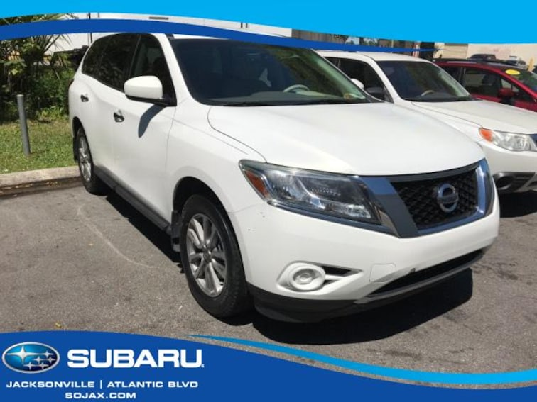 Used 2014 Nissan Pathfinder 2WD 4dr S Sport Utility in Jacksonville, FL