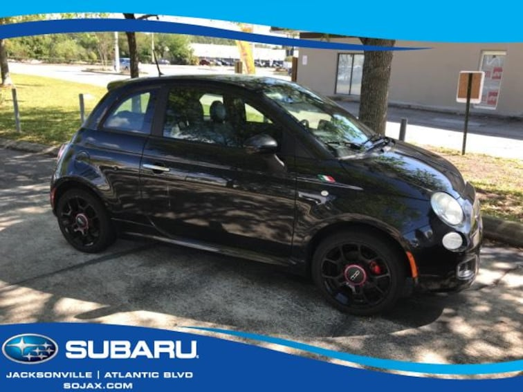 Used 2012 FIAT 500 2dr HB Sport Car in Jacksonville, FL