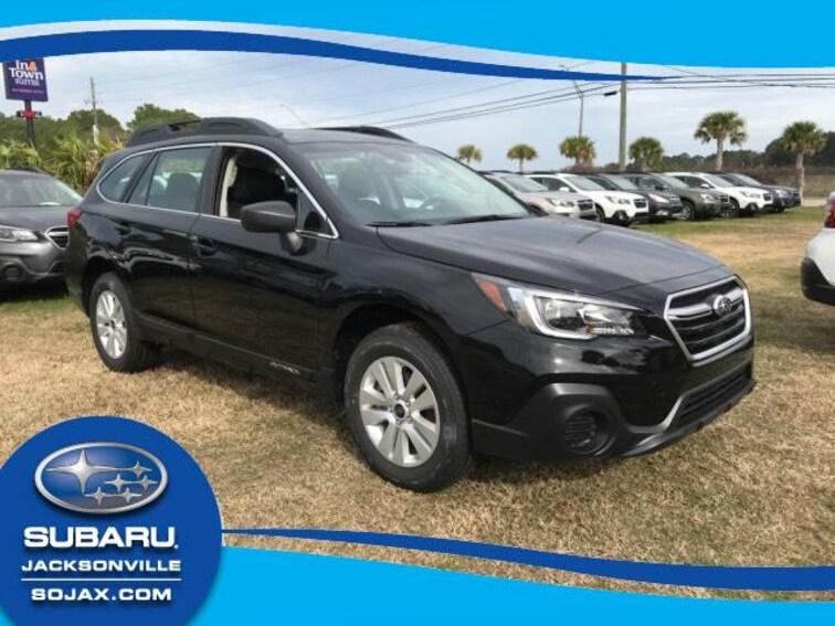 New 2019 Subaru Outback 2.5i SUV in Jacksonville, FL