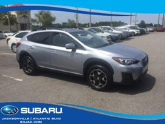 Certified 2018 Subaru Crosstrek 2.0i Premium CVT Sport Utility Jacksonville, FL