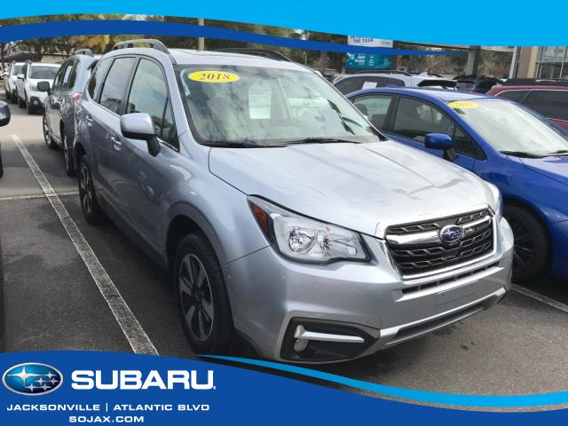 2018 Subaru Forester 2.5i Limited CVT Sport Utility