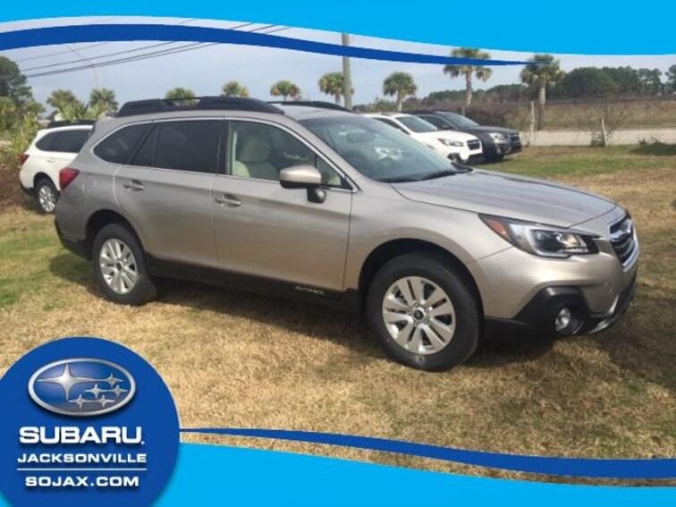 New 2019 Subaru Outback 2.5i Premium SUV in Jacksonville, FL
