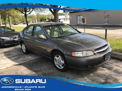 Used 2001 Nissan Altima 4dr Sdn GXE Auto Car 19-1010A Jacksonville, FL