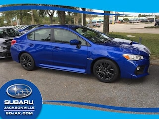 New 2019 Subaru WRX Sedan 19-691 Jacksonville, FL