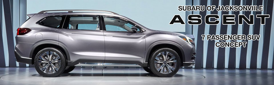 Subaru Ascent In Florida Features And Overview