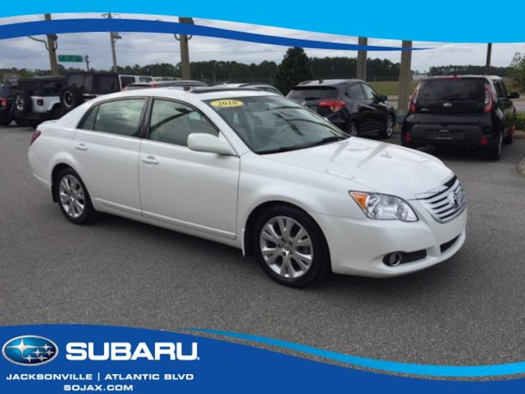 Used 2010 Toyota Avalon 4dr Sdn XLS Car in Jacksonville, FL