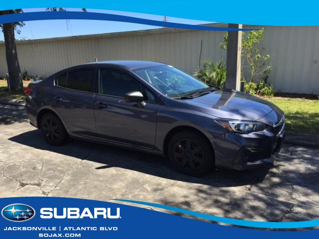 2017 Subaru Impreza 2.0i 4-Door CVT Car