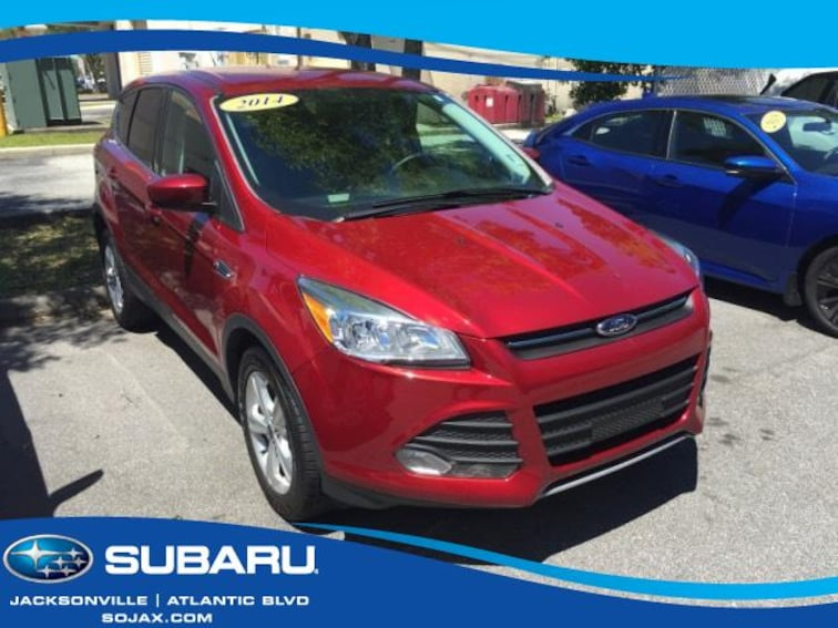 Used 2014 Ford Escape FWD 4dr SE Sport Utility in Jacksonville, FL