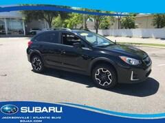 Certified 2016 Subaru Crosstrek 5dr CVT 2.0i Premium Sport Utility Jacksonville, FL