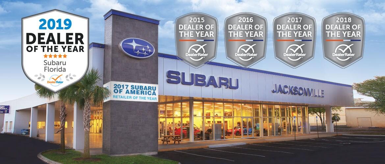 Used Car Dealerships In Jacksonville Fl >> New 2019 & 2020 Subaru & Used Car Dealer in Jacksonville, FL - Subaru of Jacksonville