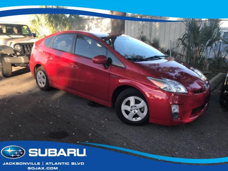 Used 2011 Toyota Prius 5dr HB III Car in Jacksonville, FL