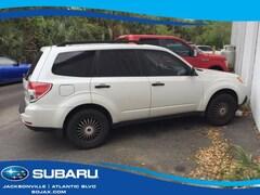 Used 2009 Subaru Forester 4dr Auto X Sport Utility Jacksonville, FL