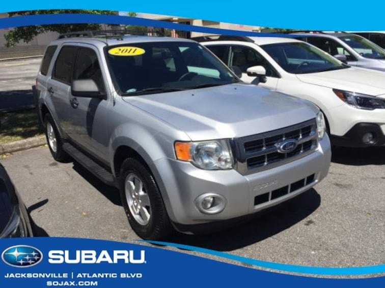 Used 2011 Ford Escape FWD 4dr XLT Sport Utility in Jacksonville, FL