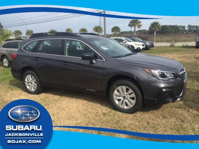 New 2019 Subaru Outback 2.5i SUV in Jacksonville, FL