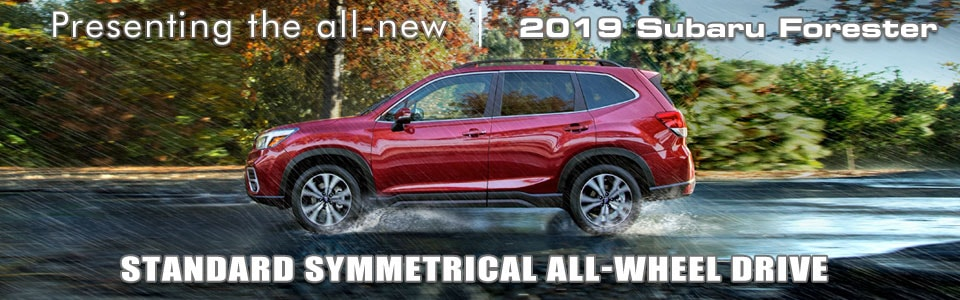 2019 subaru forester what\u0027s new and improvedall new 2019 subaru forester order today