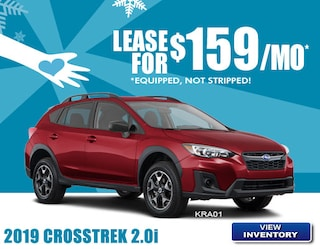 $159 Month Crosstrek Offer