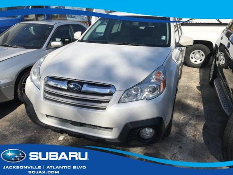 Used 2013 Subaru Outback 4dr Wgn H4 Auto 2.5i Premium Station Wagon in Jacksonville, FL
