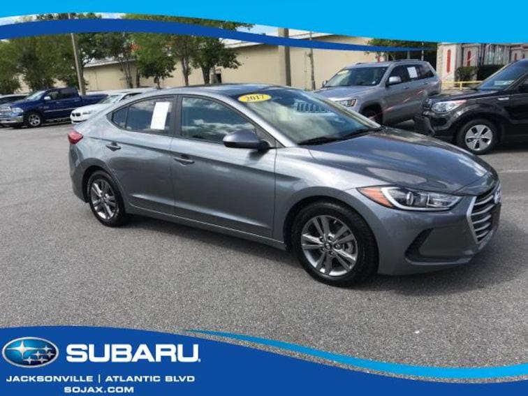 Used 2017 Hyundai Elantra SE 2.0L Auto Pzev *Ltd Avail* Car in Jacksonville, FL