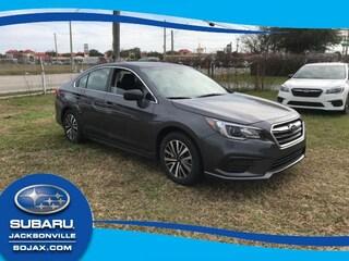 New 2019 Subaru Legacy 2.5i Sedan 19-716 Jacksonville, FL