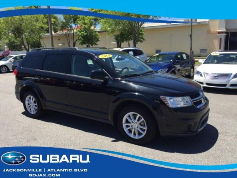 Used 2014 Dodge Journey FWD 4dr SXT Sport Utility in Jacksonville, FL