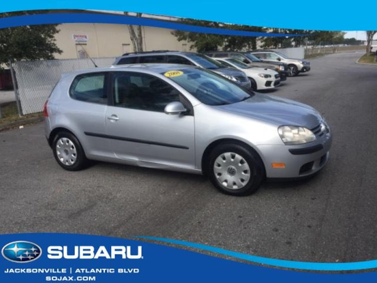 Used 2008 Volkswagen Rabbit 2dr HB Auto S Car in Jacksonville, FL