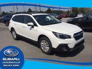 New 2019 Subaru Outback 2.5i Premium SUV 19-447 Jacksonville, FL