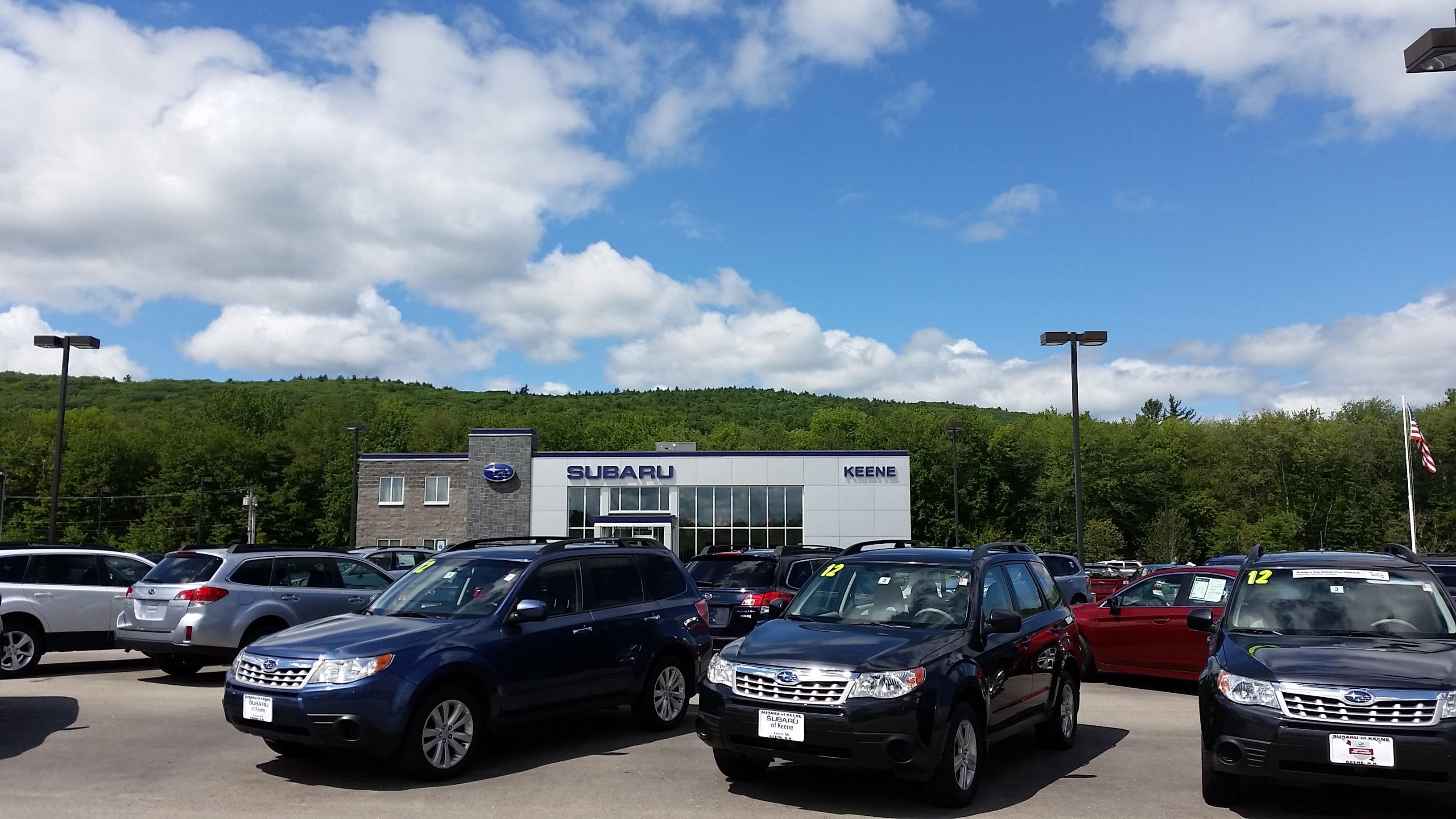 About Subaru Of Keene Serving Brattleboro Claremont Peterborough