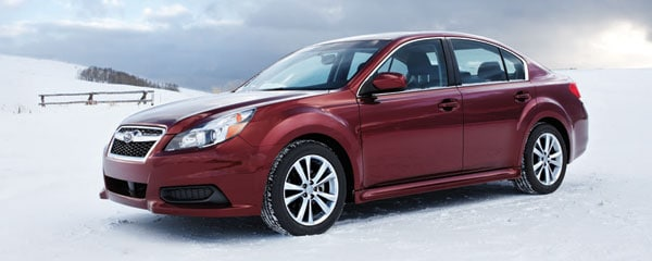 See Whats New On The 2013 Subaru Legacy Incl Features Pricing