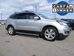 2016 Chevrolet Traverse LTZ AWD w/ Leather, Navigation SUV