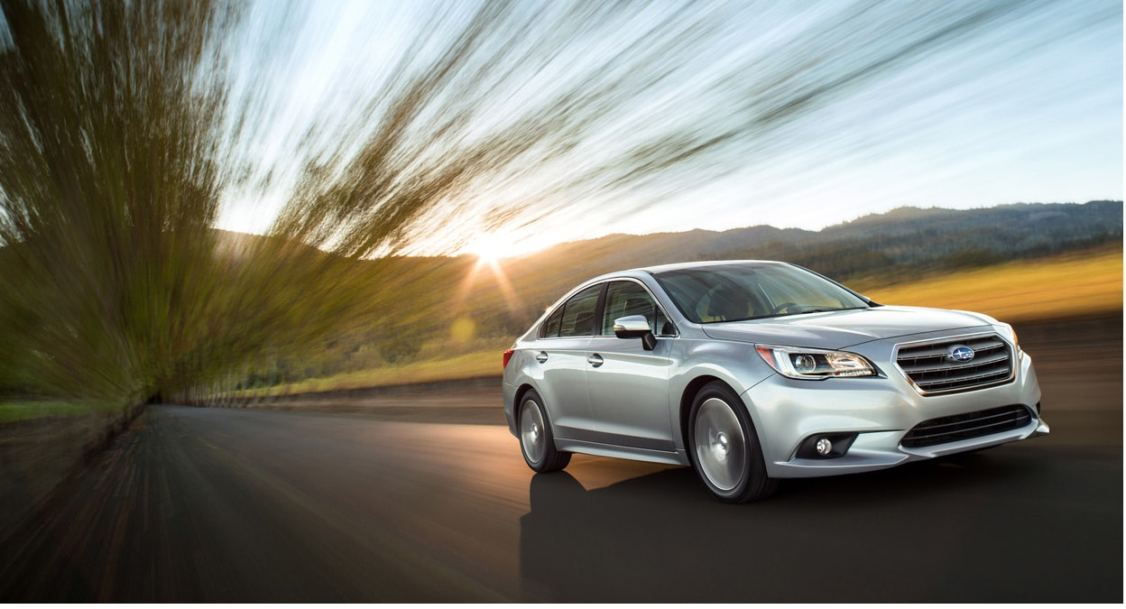 Subaru Legacy: Driving tips