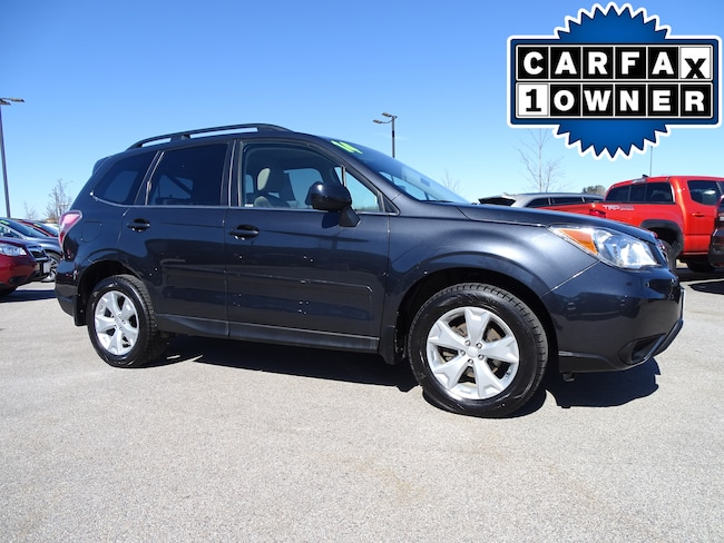 2014 Subaru Forester 2.5i Limited w/ SUnroof, Leather, Heated Seats SUV