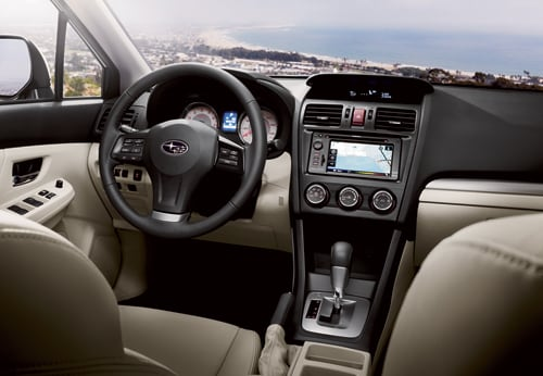 2014 Subaru Impreza New Features Model Selection Pricing Colors