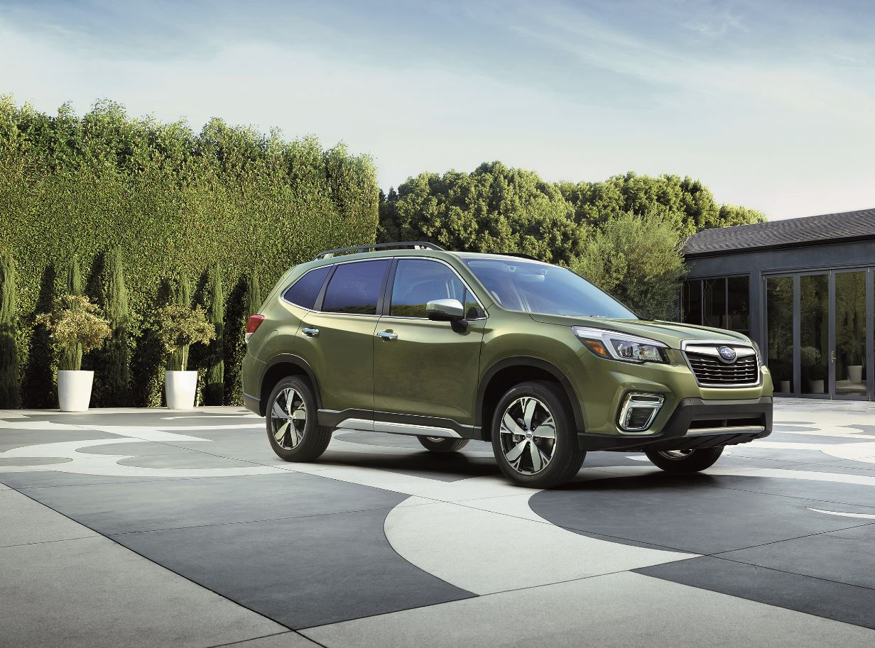 New 2019 Subaru Forester In Keene Nh Subaru Of Keene