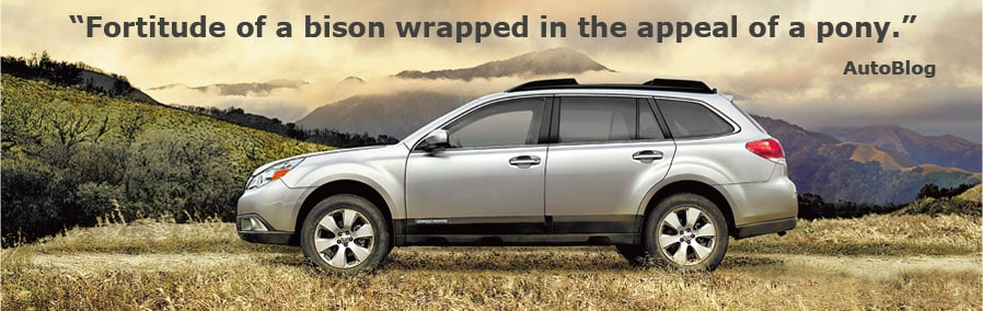 2012 Subaru Outback Features Pricing Colors And Engineering