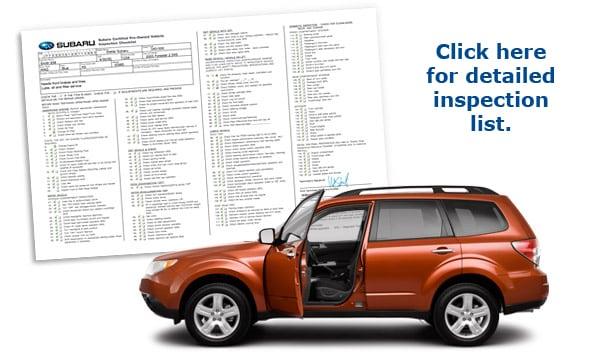 Luxury Vehicle: Benefits Of Subaru Certified Pre-Owned Program