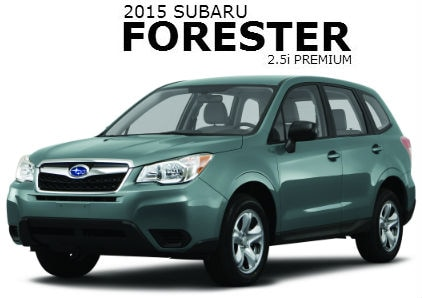 2015 Subaru Forester Specs and Reviews | Subaru of Keene, NH