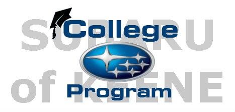 Subaru Of Keene College Graduate Financing Program Build Your Credit - Subaru graduate program