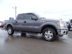 2011 Ford F-150 XLT Truck 4WD 145