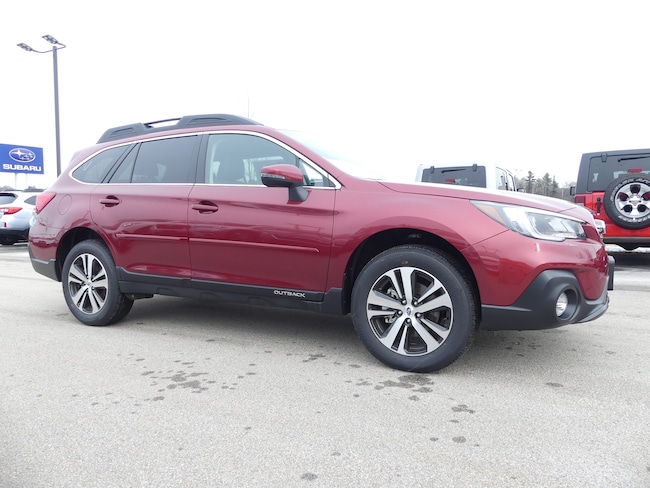 New 2019 Subaru Outback 2.5i Limited SUV in Bangor