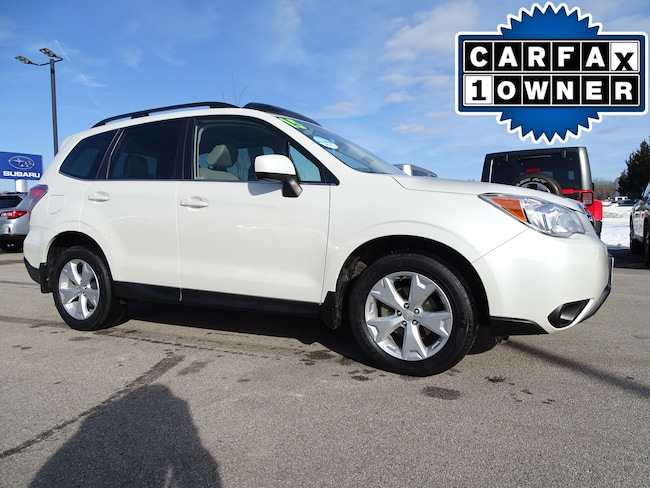2015 Subaru Forester 2.5i Limited AWD w/ Navigation, Heated Seats SUV