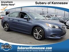 Used 2015 Subaru Legacy 2.5I Limited Sedan in Kennesaw