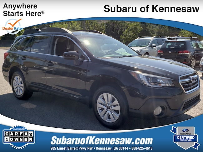 Used 2018 Subaru Outback Premium SUV in Cumming, GA