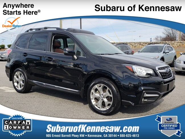 Used 2018 Subaru Forester Touring SUV in Cumming, GA