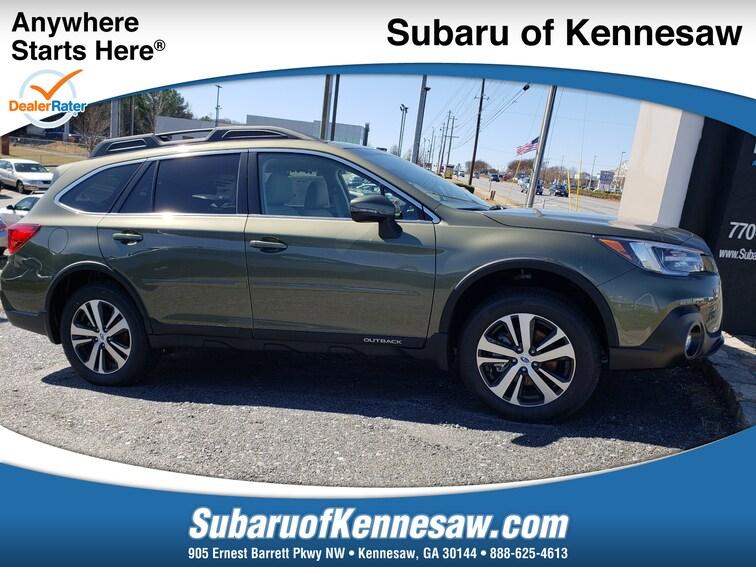 New 2019 Subaru Outback 3.6R Limited SUV near Atlanta